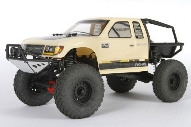 AXIAL AX90059 SCX10 II HONCHO  4WD RTR ROCK CRAWLER 1/10TH